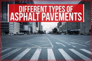Different Types Of Asphalt Pavement
